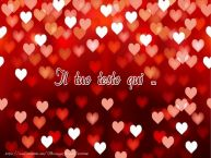 Crea cartoline personalizzate con testo d'amore Cartoline d'Amore