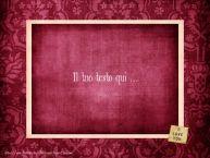 Crea cartoline personalizzate con testo d'amore Sfondo amore