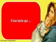 Crea cartoline personalizzate con testo di Assunzione della Beata Vergine Maria Cartoline per la Assunzione della Beata Vergine Maria