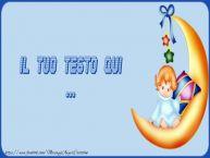 Crea cartoline personalizzate con testo di buonanotte Noapte buna