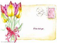 Crea cartoline personalizzate con testo di grazie Cartoline di Grazie