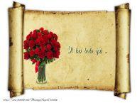 Crea cartoline personalizzate con testo di onomastico Cartoline di Onomastico