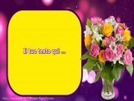 Crea cartoline personalizzate con testo di San Valentino Cartoline di San Valentino