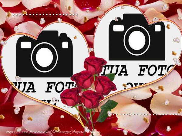 Crea cartoline personalizzate d'amore   ... ...