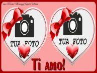 Crea cartoline personalizzate d'amore | Ti amo!