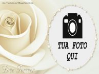 Crea cartoline personalizzate d'amore | Love forever