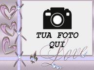 Crea cartoline personalizzate d'amore   Crea cartoline personalizzate con foto d'amore - Love