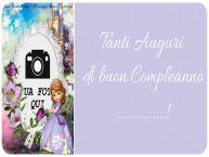 Crea cartoline personalizzate per Bambini | Tanti Auguri di buon Compleanno, ...!