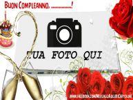Crea cartoline personalizzate di buongiorno | Buon Compleanno, ...!
