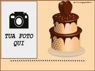 Crea cartoline personalizzate di compleanno | ... - Cornice foto