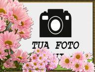 Crea cartoline personalizzate con foto | Biglietto di auguri personalizzato con foto fiori