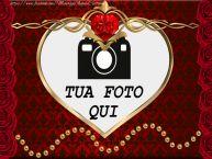 Crea cartoline personalizzate con foto | La tua foto nel cuore