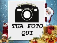 Crea cartoline personalizzate di Natale | Buon Natale ...! - Cornice foto di Natale