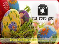 Crea cartoline personalizzate di Pasqua | Serena e Felice Pasqua da parte di ...