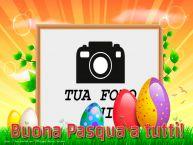 Crea cartoline personalizzate di Pasqua | Buona Pasqua a tutti!