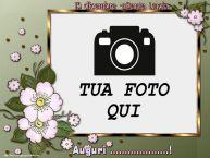 Crea cartoline personalizzate di Santa Lucia   13 dicembre -Santa Lucia Auguri ...!