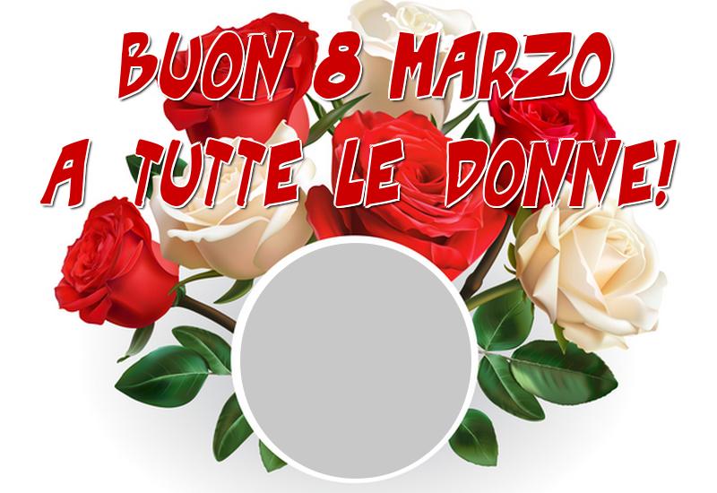 Cartoline Con Foto Profile Facebook Festa Della Donna
