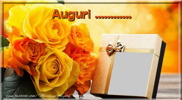 Crea cartoline personalizzate di auguri | Auguri ...