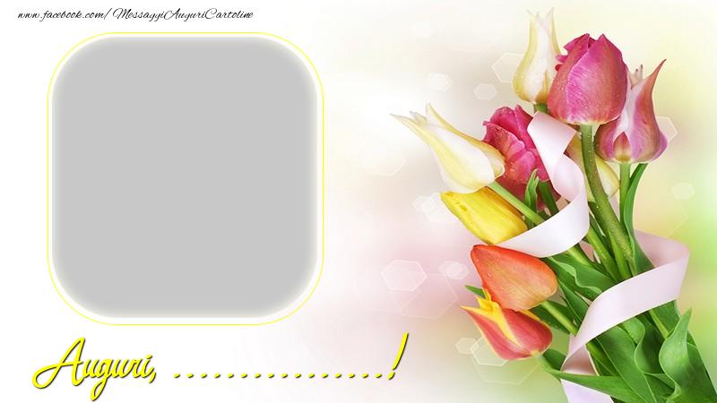 Crea cartoline personalizzate di auguri   Auguri, ...