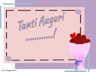 Crea cartoline personalizzate di auguri | Tanti Auguri ...!