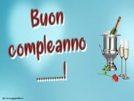 Crea cartoline personalizzate di auguri   Buon compleanno ...!