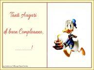 Crea cartoline personalizzate per Bambini | Tanti Auguri di buon Compleanno, ...