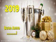 Crea cartoline personalizzate di Buon Anno | 2019 Buon Anno ...!