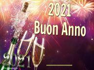 Crea cartoline personalizzate di Buon Anno | 2021 Buon Anno ...!
