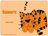 Crea cartoline personalizzate di buonanotte | Buonanotte ...
