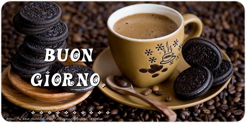Crea cartoline personalizzate di buongiorno | Buon Giorno, ...