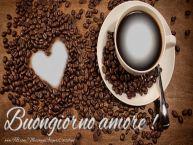 Crea cartoline personalizzate di buongiorno | Buongiorno amore