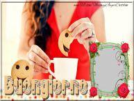 Crea cartoline personalizzate di buongiorno | Buongiorno