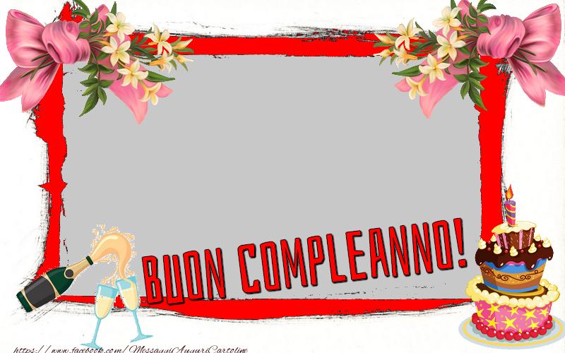 Crea cartoline personalizzate di compleanno | Buon compleanno