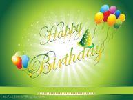Crea cartoline personalizzate di compleanno | Happy Birthday! ...