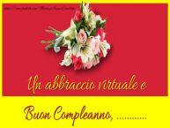 Crea cartoline personalizzate di compleanno | Buon compleanno, ...