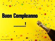 Crea cartoline personalizzate di compleanno   Buon Compleanno ...!