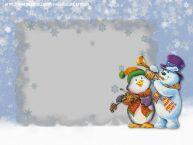 Crea cartoline personalizzate con foto | Paesaggio invernale