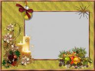 Crea cartoline personalizzate con foto | Cornice di Natale