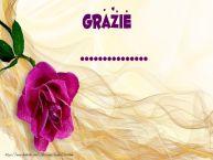 Crea cartoline personalizzate di grazie | Grazie ...
