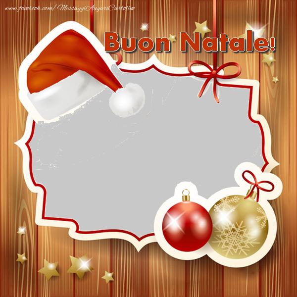 Crea Foto Di Natale.Crea Cartoline Personalizzate Con Foto Natale Buon