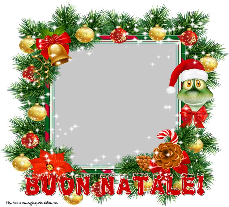 Cartoline Di Natale Personalizzate Gratis