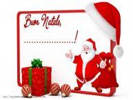 Crea cartoline personalizzate di Natale | Buon Natale, ...