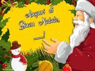 Crea cartoline personalizzate di Natale | Auguri di Buon Natale, ...!