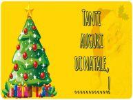 Crea cartoline personalizzate di Natale | Tanti auguri di natale, ...!