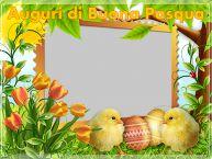Crea cartoline personalizzate di Pasqua | Auguri di Buona Pasqua