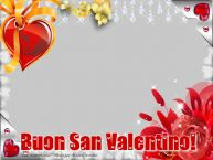 Crea cartoline personalizzate di San Valentino | Cartolina de Buon San Valentino con le vostre foto!