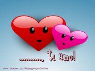 Crea cartoline personalizzate di San Valentino | ..., ti amo!