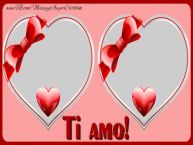 Crea cartoline personalizzate di San Valentino | Ti amo!